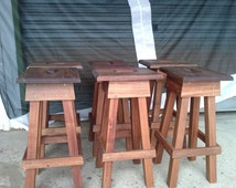 Bar Stools With A Carry Hole