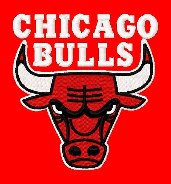 The Bulls Embroidery Design For Machine