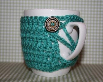 Turquoise Mug Cosy