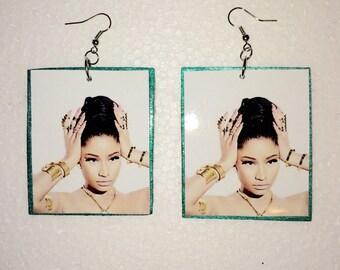 Nikki Minaj Earrings