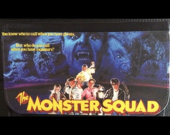 Ladies The Monster Squad Wallet