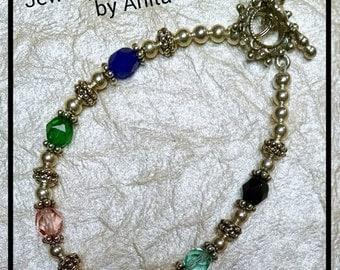 Colors of Faith Bracelet
