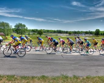 Bike Race - Professional Photograph