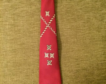 Vintage 1970s Mens Necktie