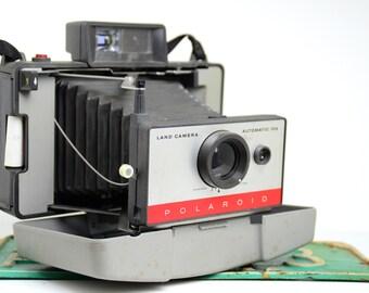 Polaroid Land Camera 104 LC, Vintage Camera