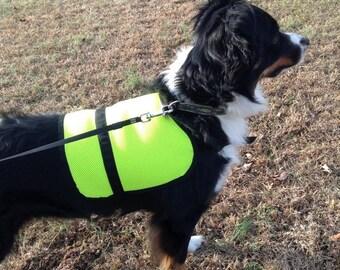 Light Mobility Service Dog Vest Handmaderubber By