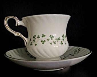 Royal Tara Vintage Tea Cup & Saucer
