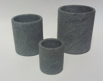 Stone Cups