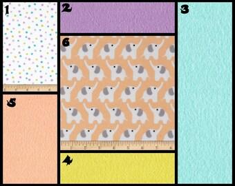 Custom Nursery Fabric Choices Cloud 9 Organics