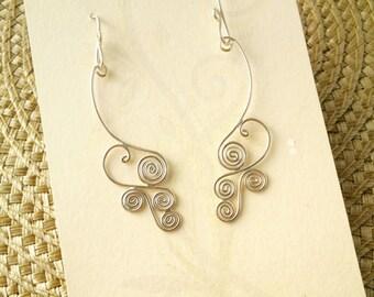 Sterling Silver earrings / Silver earrings 925