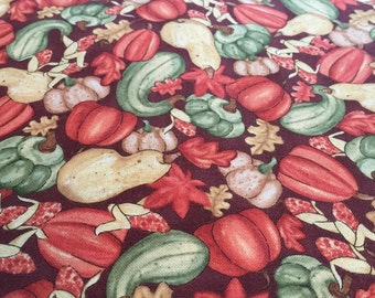 Red Rooster Happy Harvest fabric