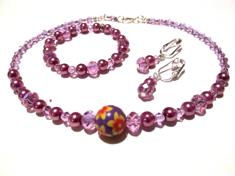little girl jewelry girls jewelry set girls by 4dollsandgirls