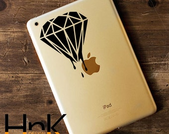 iPad decal/ iPad vinyl decal/ iPad mini  sticker/ anime decal/ iPad air decal/  decal hnkmd029 iPad