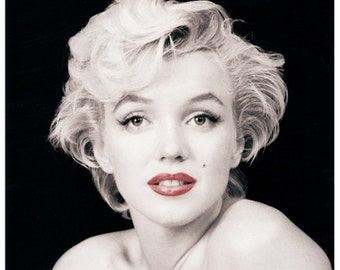 ANONYMOUS-Marilyn Monroe (Red Lips) EC18958