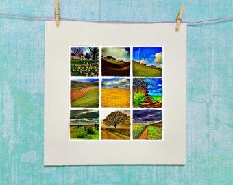 Yorkshire Wolds Landscapes