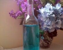 Dish Soap Bottle || Housewarming Gift || Upcycled Wine Bottle