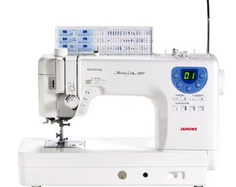 Janome Memory Craft 6300 Professional Sewing and Quilting