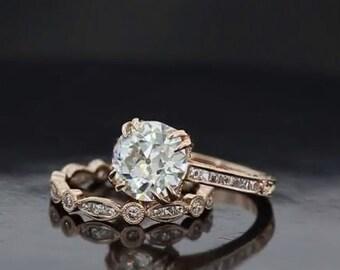 "Our Exquisite ""Ella"" Solitaire Engagement Ring"