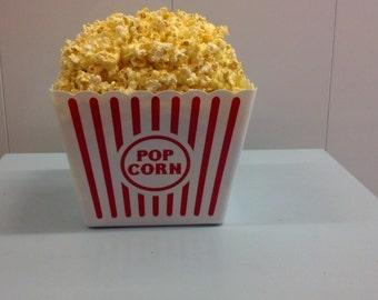 Popcorn Centerpieces