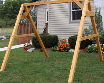 5 Foot Amish Treated A-Frame