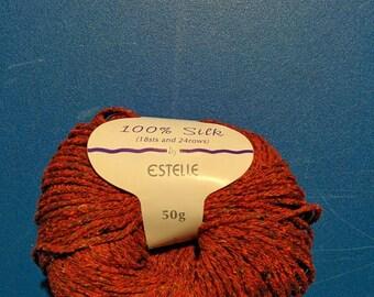 Estelle pure silk yarn