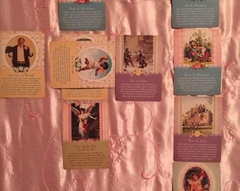 Angel Card Tarot Reading Celtic Cross