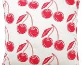 NEW 16x16 cherry pillow