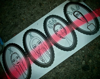 stick by me stickers