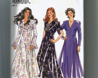 New Look Misses' Dress Pattern 6136