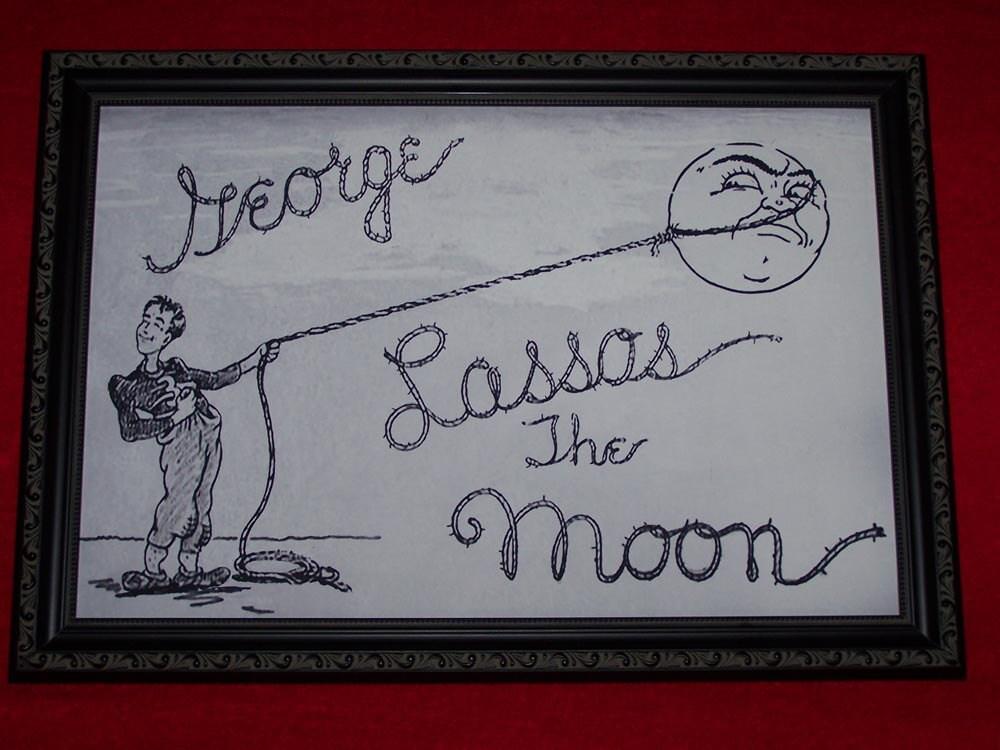 It's A Wonderful Life George Lassos The Moon