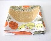 Vintage Vera Neumann Tea Towel Ladybug
