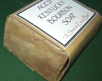 Aged Kentucky Bourbon Soap