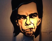 Nick Cave stained glass n...