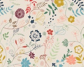 Luminous Field - Wild & Free Collection by Maureen Cracknell - Art Gallery Fabrics - Premium Quilting Fabric - One Yard Fabric