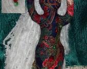 Yule Bells Goddess Doll