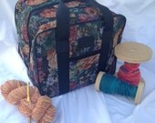 Spinning wheel travel bag 12 x 12 x 12 travel bag for your electric spinner - easily fits Vespera and Neo Lana Listing Stats