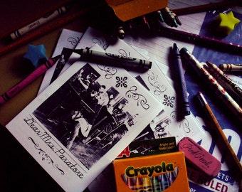 Dear Mrs. Paratore Issue #8-- A Nostalgia Zine