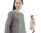 M153 Adult Pullover Blouse M Pattern - Japanese M Pattern