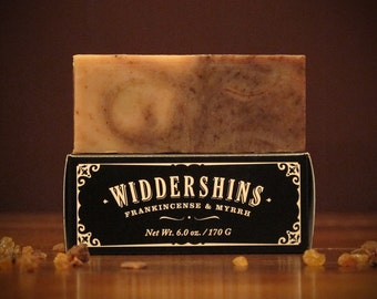 Widdershins Soap Bar