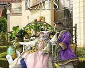 Bohemian Cats picture book