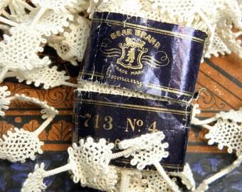 1 yd Vintage Lace Trim Germany