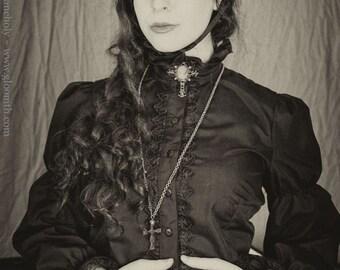 Gloomth Mabel Princess Blouse