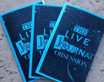 The Live Journal Obsession Volume 1