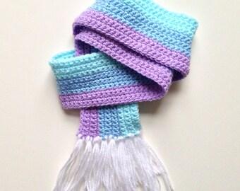 Mini ombre scarf