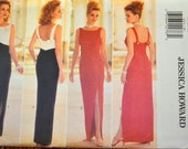 Sewing Pattern Butterick 4314 Misses Dresses Size 18-22 Bust 40 -44 inches   Uncut Complete