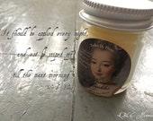 A Lily Pomatum For Wrinkles 1772 Glass Jars 1 1/8oz
