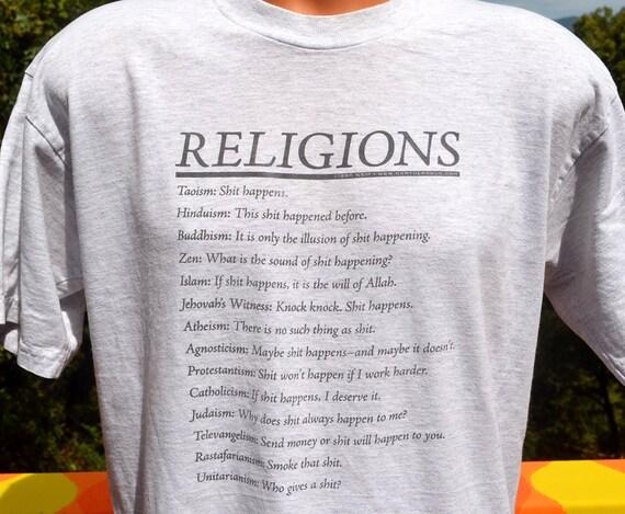 https://www.etsy.com/listing/205544444/vintage-t-shirt-religions-sht-happens