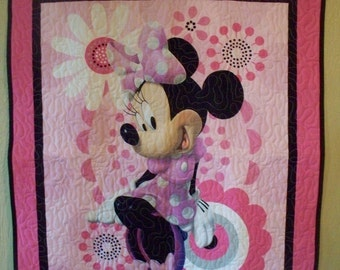 Minnie mouse panel   Etsy : minnie mouse quilt panel - Adamdwight.com