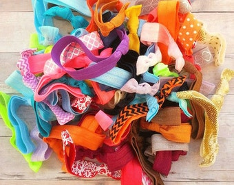 Loopsie Hair Ties ~ Set of 12