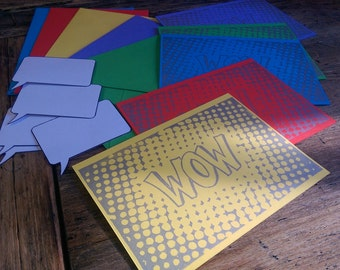 Wow (notecards)